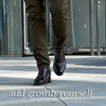 add growth yourself