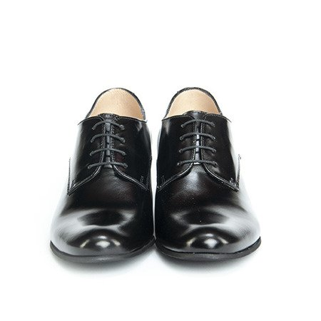 VITORIO on the leather sole Elevator Shoes +7CM